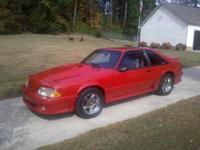 Description Make: Ford Model: Mustang Mileage: 94,000
