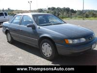 UNDER 88,500 MILES! 1993 Ford Taurus GL Sedan.