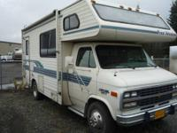 Four Winds RV  fully operational--completely serviced