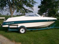 1993 four winns 190 horizon in excellent condition has