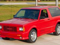 1993 GMC Typhoon 4.3 L Turbocharged V6 Museum Quality