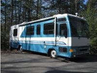 This 1993 Gulf Stream Scenic Cruiser is in great