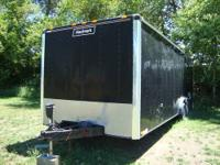 1993 Halmark Car Hauler ..Fold Down Rear Door..Spring