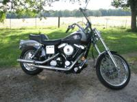A Must See. 1993 Harley-Davidson Dyna Wide Glide 1993