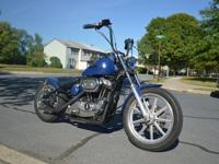 1993 Harley-Davidson Evo Sportster . This is a