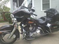 1993 Harley Davidson FLHTC Electra Glide Classic. 1993