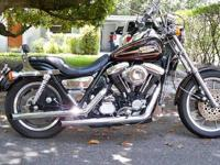 1993 HARLEY DAVIDSON FXR LOW RIDER SP CONVERTABLE,ONLY