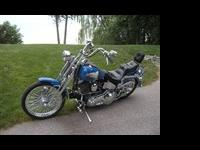 1993 Harley Springer Softail Custom. 36,000 original