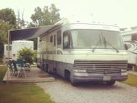 Hi, we are offering our 1993 Holiday Rambler Imperial