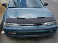 1993 Honda Accord EX in good condition.... 2door 5speed