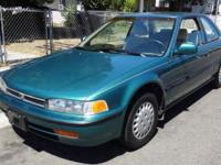 1985 Honda Accord For Sale In Roseville California