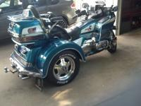 1993 Honda Goldwing, GL1500 w/ Motor Trike conversion