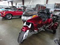 -New Arrival- This Red 1993 Honda Goldwing is priced to