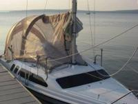 1993 Hunter 23.5 Boat is located in