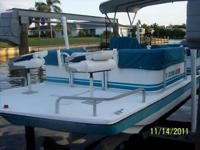 1993 Hurricane Deck Boat Please call boat owner James