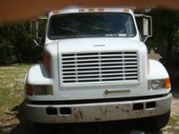 I HAVE A 1993 INTERNATIONAL DUMP - TRUCK . THIS IS A