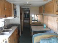 1993 Itasca Motor Home  58,862 Miles   Bedroom with