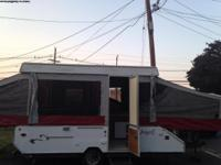 1993 Jayco 10 Pop Up Camper - Great Starter Unit -