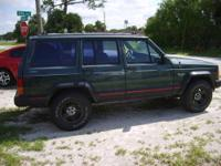 I have a 1993 Jeep Cherokee for sale or trade. This