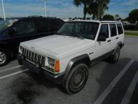 4.0L I6 SMPI 12V Gasoline. Classy White! Come to the