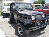 Options Included: N/AThis jeep has 6 inch lift with