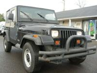 Options Included: 4WD, AM/FM Stereo, Steel Wheels,