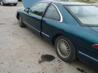 I am parting out a 1993 Lincoln Mark VIII with 140k