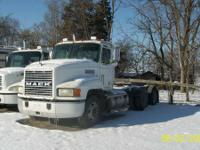 Conventional Trucks Day Cab 4681 PSN. 1993 Mack CH613
