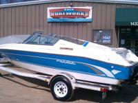 1993 Marada Power Watercraft. 18' with Mercruiser 3.0