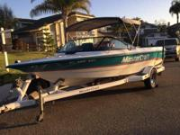 1993 MasterCraft ProStar 190 Boat is located in