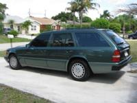 The Mercedes Benz W124 series was the last of the