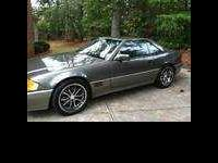 1993 Mercedez-Benz 500sl for sale in Tucker GA.