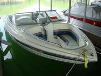 . 93 Monterey 206 Bowrider with very low hours and in