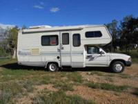 1993 National RV Dolphin in Excellent Condition . Price