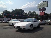 -LRB-804-RRB-869-3825. This 1993 Nissan 240sx is clean