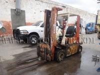 1993 Nissan Forklift KAPH02A25V 3,175 Lbs Capacity W/