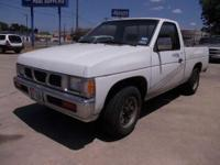 1993 NISSAN PICKUP ** NEW A. / C ** 2.4 L 4 CYL 5 SPEED