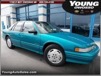 1993 OLDSMOBILE CUTLASS SUPREME Our Location is: Young