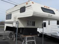 Here is a nice clean camper at a very affordable price