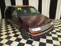 This 1993 Plymouth Voyager 3dr 3dr SE features a 3.3L