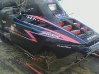 For Sale By Owner: 1993 Polaris Storm Excellent