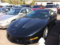 Options Included: N/AGreat Sports car for under $4,000!