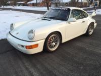 1993 Porsche 911 RS America.  - Rare - 1 of 701 ever
