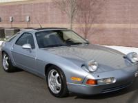 1993 Porsche 928 GTS -55,595 KM  34,794 Miles -Polar