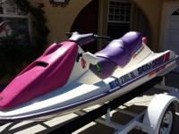 1993 Sea Doo in very good condition and runs great.