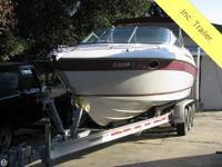 This boat is a 2 owner boat and has been in storage for