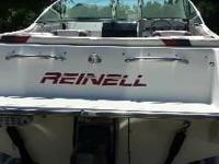 1993 Reinell 20' 2000RXL cuddy searching for a