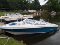 1993 Rinker 18 foot Ski Boat Captiva 186 w/Trailer