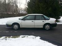 1993 Saturn SL1 4 DR sedan. The car is in good