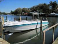 1993 Wellcraft 30 Scarab Sport I personally had the
